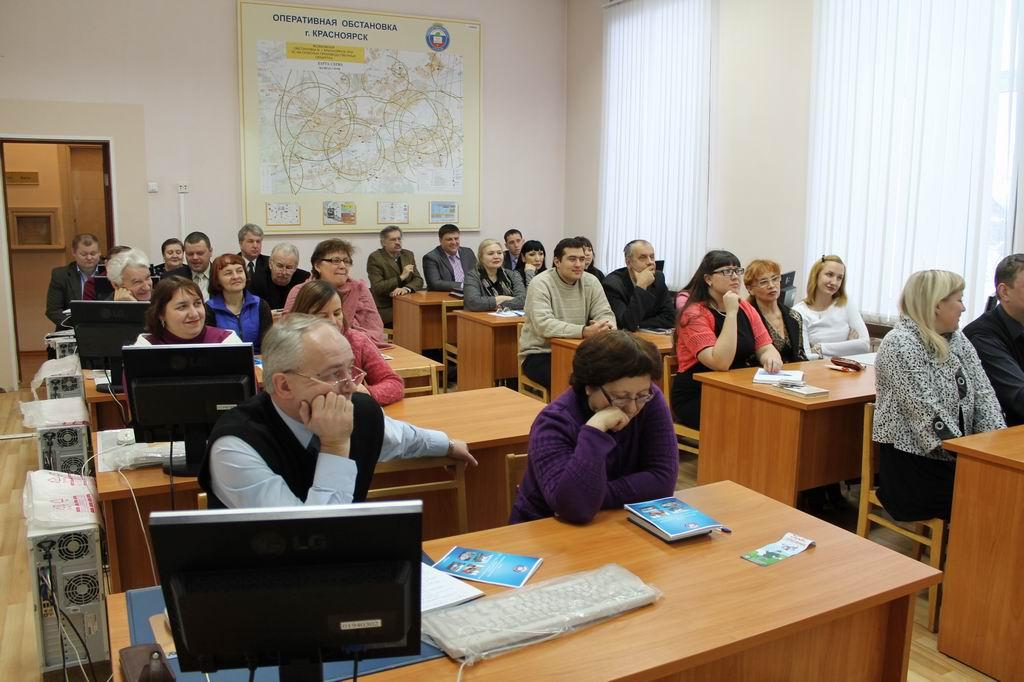 Учебно – методические сборы в Красноярске